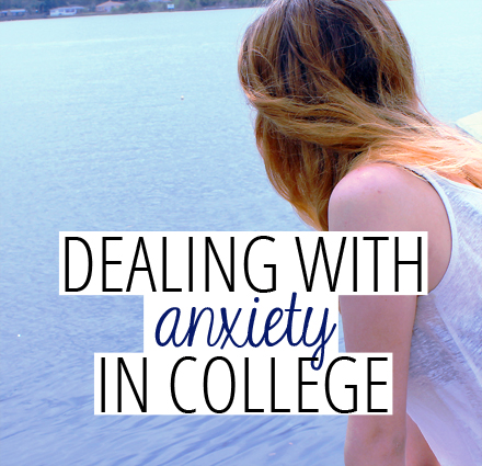 dealing with college stress