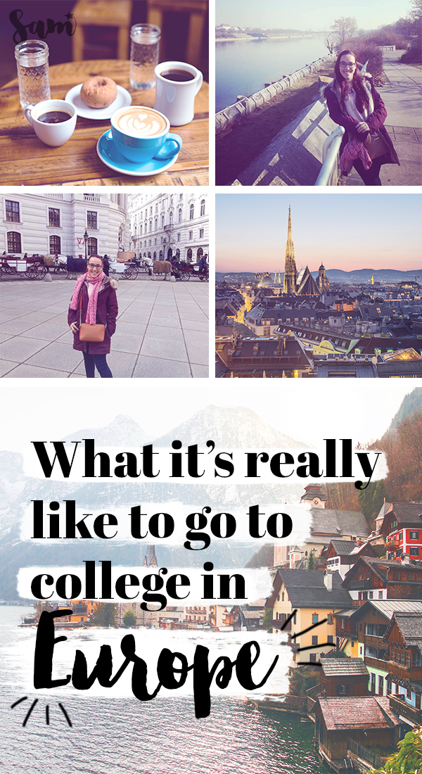 What is it really like to go to college in Europe?