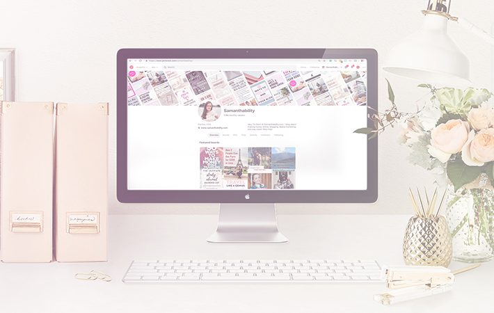 Affordable Pinterest Course for Bloggers